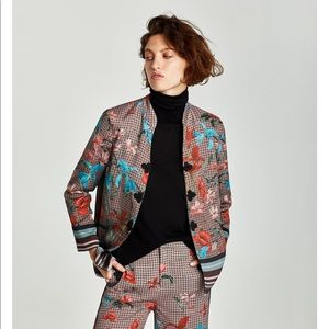 Flowing Toggle Jacket